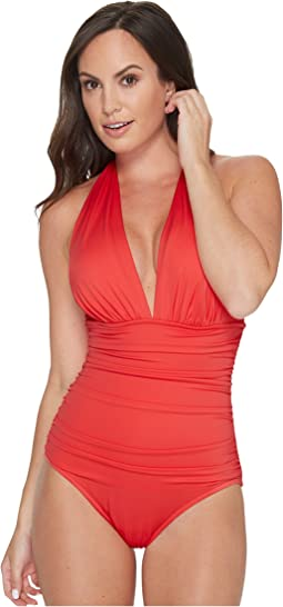 Magicsuit - Solids Claudia One-Piece