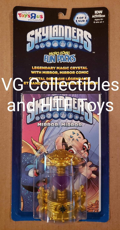 Skylanders Imaginators Exclusive Limited price sale Micro Comic Lege Fresno Mall Pack with Fun