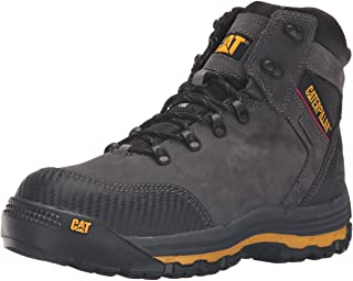 "Caterpillar Men's Munising 6"" Waterproof Comp Toe Industrial and Construction Shoe"