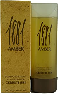 Cerruti 1881 Amber Bath & Shower Gel 200ml