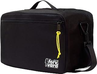 Maleta de mano 40 x 20 x 25 Ryanair Made in Italy Bolsa de viaje con correa y enganche trolley de cabina pequeña, ligera y...