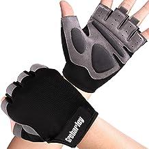 Grebarley gymhandschoenen, trainingshandschoenen met polssteun, gewichthefhandschoenen, ademende sporthandschoenen, crossf...