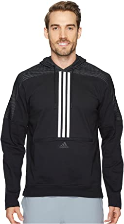 adidas - Sport ID Pullover Cotton Hoodie