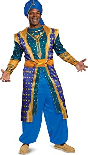 Disguise Men's Genie Deluxe Adult Costume