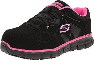 Skechers for Work Women's Synergy Sandlot Slip Resistant Work
