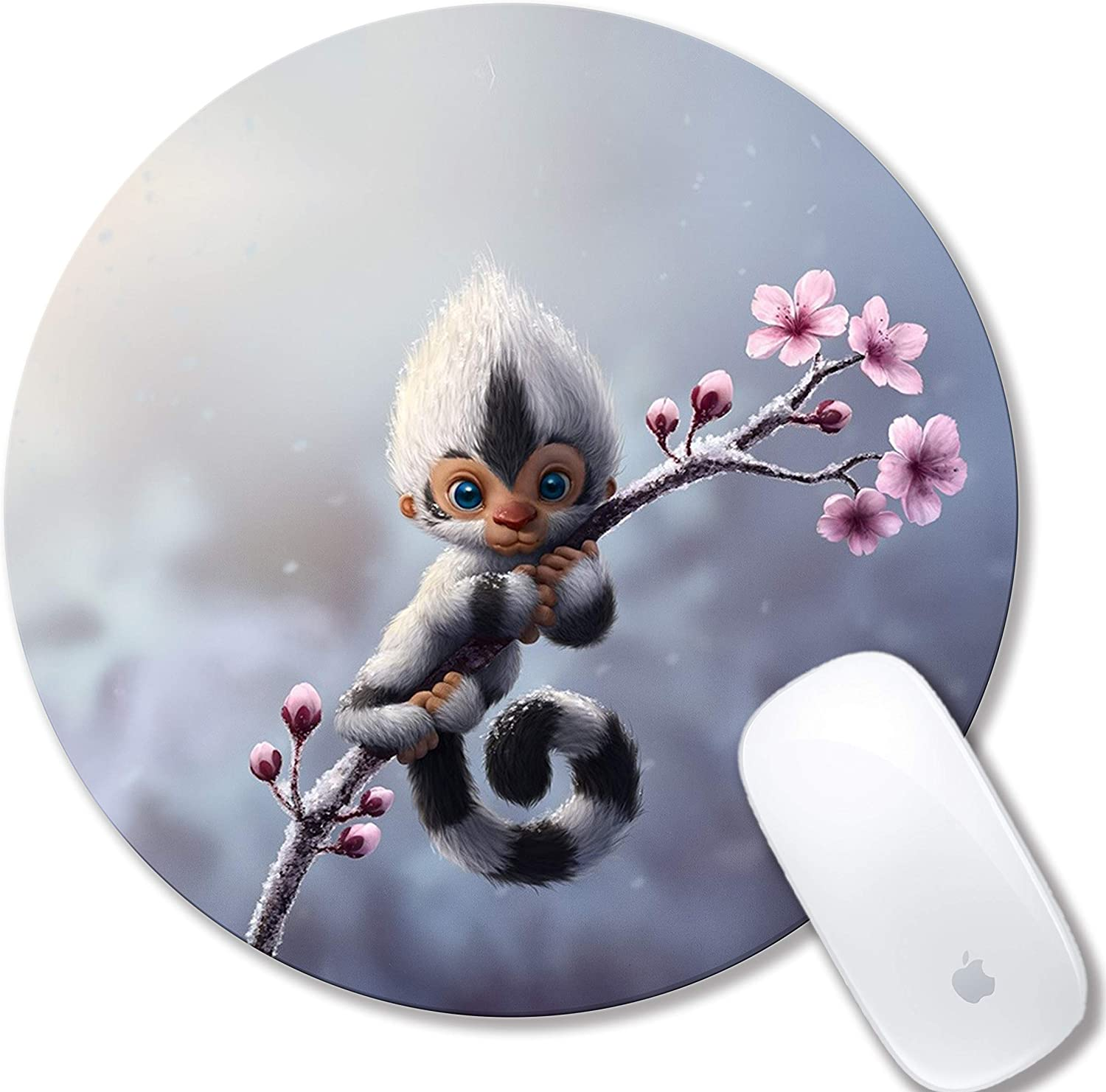 Tampa Mall Shalysong Tucson Mall Mouse pad Cute An Design Personalized Monkey