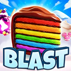 Brand new game modes! Hundreds of new puzzles! Match 4 to create a Jelly Bee! Use it to shake up your board! Reveal the Yumsicle! Swap macarons to uncover hidden treats! Oh la la! Make matches to move the cupcake towards it's box! Get it out for deli...