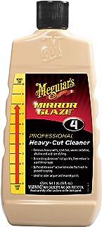 Meguiar'S M0416 Mirror Glaze Heavy-Cut Cleaner, 16 Fluid Ounces