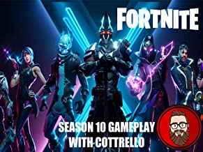Fortnite Season X Gameplay
