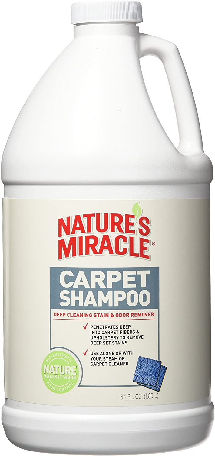 best carpet cleaner spray for pet stains