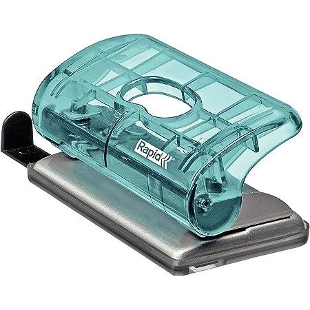 RAPID Mini perforatore FC5 - 10 fg (Colour'Ice) - Blu - 5001332