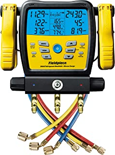 Best fieldpiece sman360 3 port digital manifold Reviews
