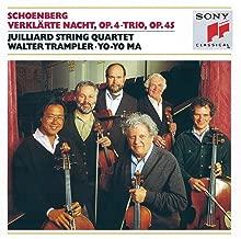 Schoenberg: Transfigured Night, Op. 4 / Trio, Op. 45