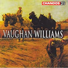 Vaughan Williams: Poisoned Kiss Overture (The) / The Running Set / Suite for Viola / Sea Songs