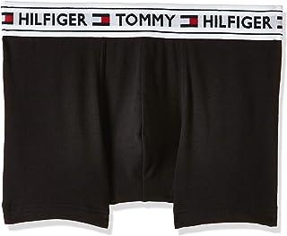 Tommy Hilfiger Men's Um0Um00515 Tommy Hilfiger Trunks for Men - Black