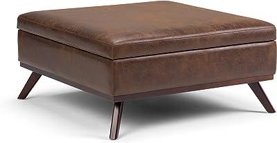 Miraculous Amazon Com Hopson Mid Century Modern Ottoman Cordova Uwap Interior Chair Design Uwaporg