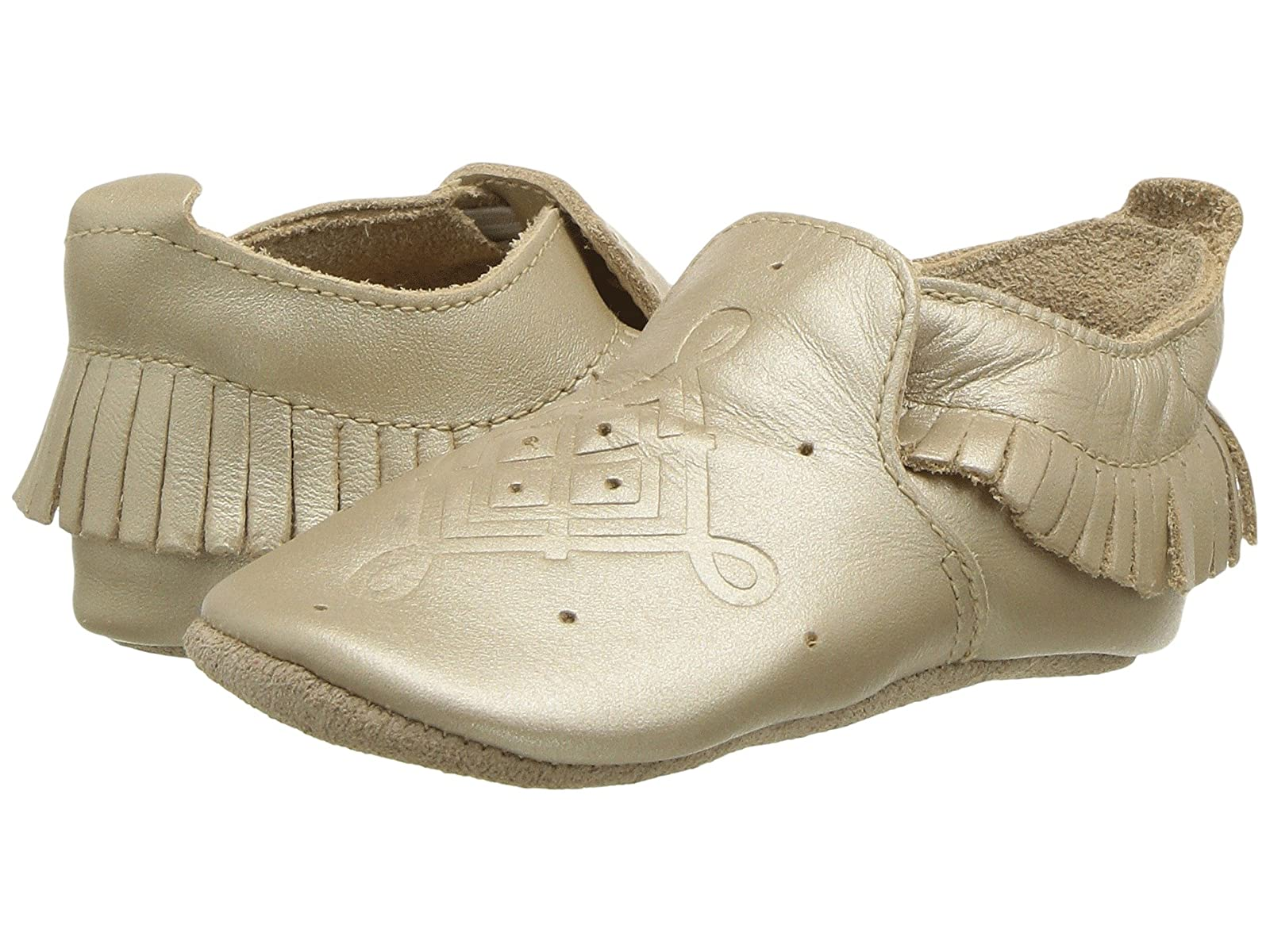 Bobux Kids Soft Sole Moccasin (Infant)Atmospheric grades have affordable shoes