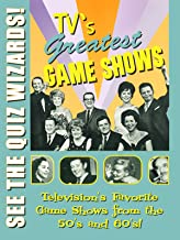 TV's Greatest Game Shows - See the Quiz Wizards! - Television's Greatest Game Shows from the 50's and 60's