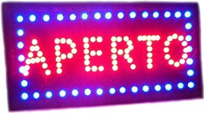 Lehrt Beleuchtungs LED Schilder mit Aufschrift offene Schaufenster