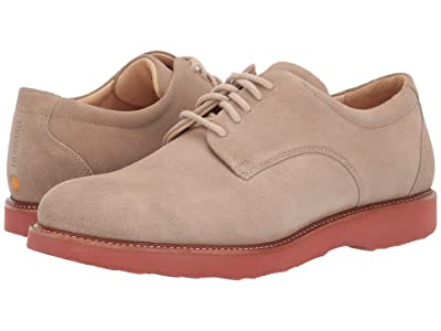Samuel Hubbard Bucks (Sand Suede/Brick Outsole) Men