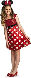 Disney Minnie Mouse Clubhouse Tween Costume