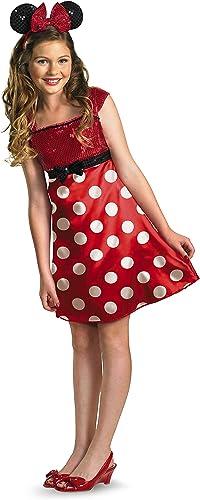comprar nuevo barato Disney Disney Disney Minnie Mouse Clubhouse Tween Costume  descuento de ventas en línea