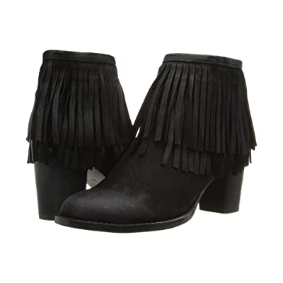 Spring Step Bernat (Black Suede) Women