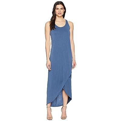 NIC+ZOE Boardwalk Dress (Washed Rich Indigo) Women