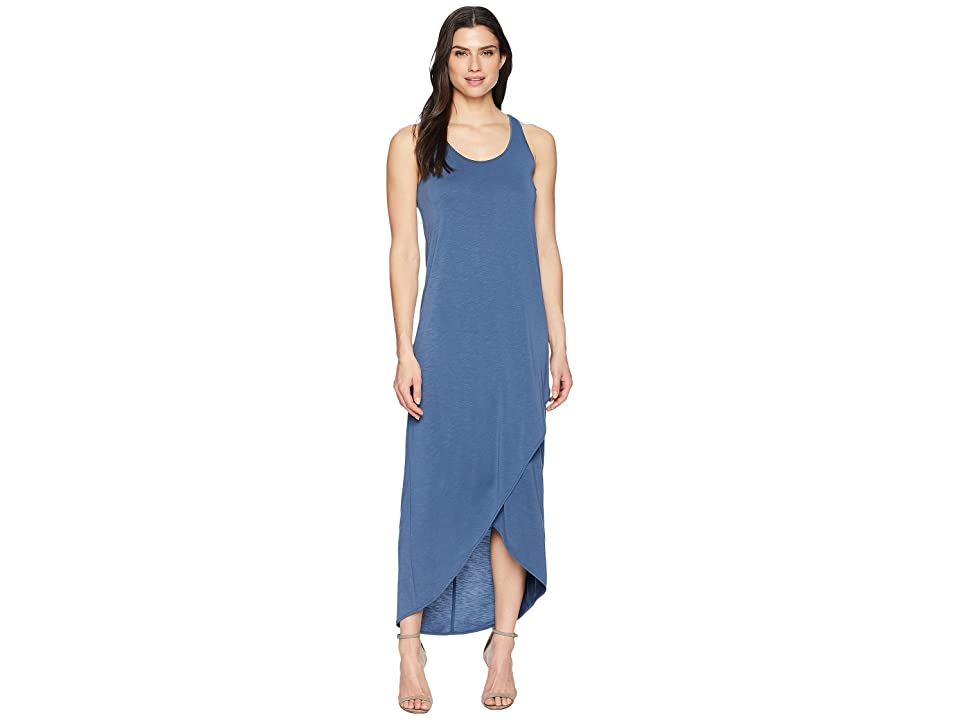 NIC+ZOE Boardwalk Dress (Washed Rich Indigo) Women