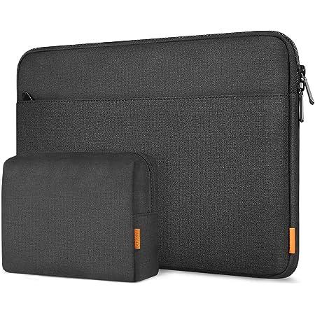 Inateck Funda Portátil Protectora Compatible con 13 MacBook Air 2020 M1-2018, 13 MacBook Pro 2020 M1-2016, Surface Pro X/7/6/5/4/3, XPS13, Funda Bolsa Blanda Portátil Protectora