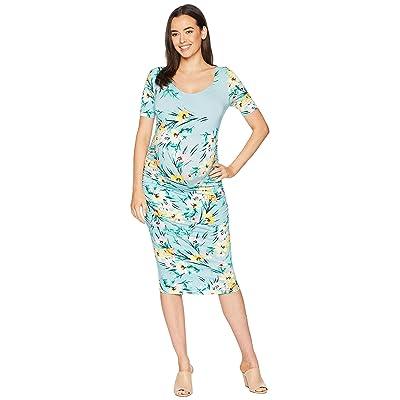 Yumi Kim Maternity Blossom Dress (Sun Dance) Women
