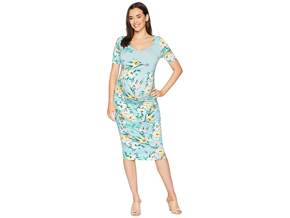 Yumi Kim Maternity Blossom Dress (Sun Dance) Women