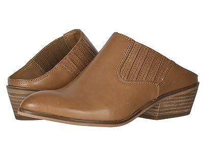 FRYE AND CO. Rubie Mule (Caramel Waxed Leather) Women