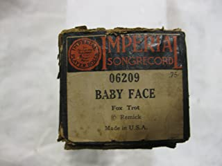 Baby Face - Player Piano