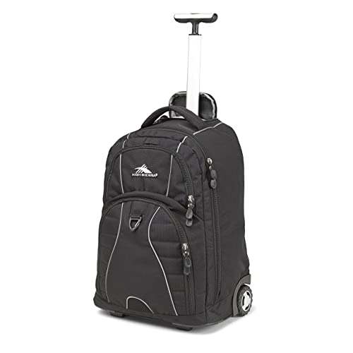 High Sierra Freewheel Wheeled Laptop Backpack 49d654959534f