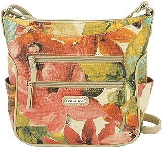 Wendy Organizer Crossbody Handbag Purse