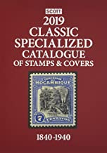 2019 Scott Classic Specialized Catalogue of Stamps and Covers of the World Including U.S. 1840-1940 (Scott Catalogues)