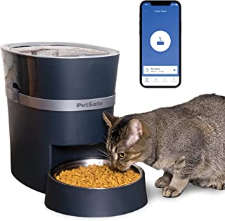 PetSafe® Smart Feed 2ª generación alimentador automático para Perros y Gatos, Smartphone, 24 Tazas, aplicación habilitada ...