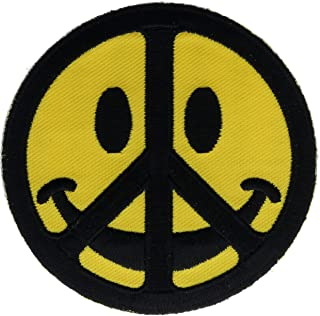 Smiley Face Peace Sign 3