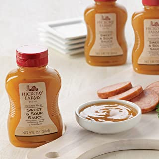 Hickory Farms Sweet & Sour Sauce (Pack of 3)