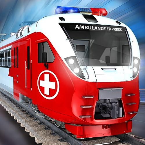 Zug Fahren: Medizin-Spiel