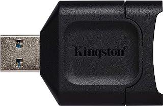 MLP - Leitor de cartões Kingston padrão SD de alta performance USB 3.2, preto