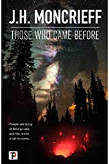 Those Who Came Before (Fiction Without Frontiers) Kindle Edition
