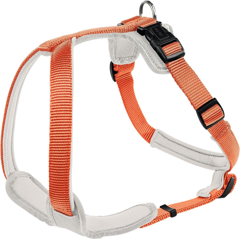 Hunter Neoprene Harness, Large, 6076 cm, 20 mm, orange Cream