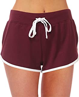 Best plus size cotton knit shorts Reviews