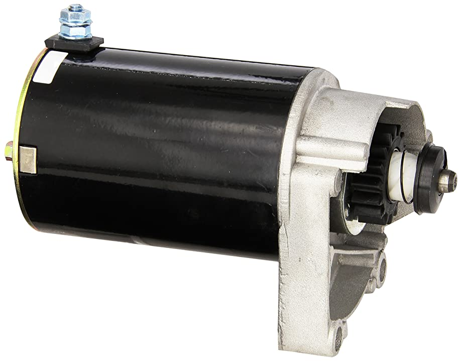 DB Electrical SBS0009 New Starter Motor For Briggs V Twin 14HP 16HP 18HP / 393017 394674 394808 497596 399928 495100 498148