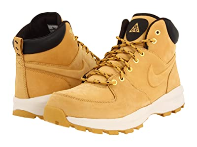 Nike Manoa Leather (Haystack/Velvet Brown/Haystack) Men