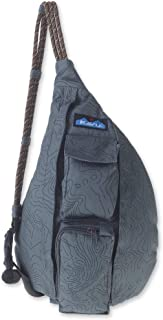 KAVU Mini Rope Bag Crossbody Polyester Sling Backpack