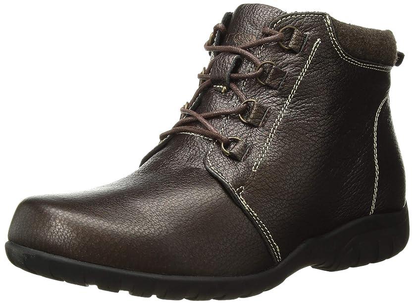 ダイヤル処方楽観的[Propet] Women's Delaney Bronze Ankle-High Suede Boot - 6.5M
