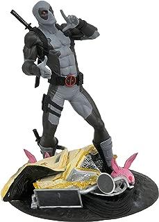 DIAMOND SELECT TOYS San Diego Comic-Con 2019 Marvel Gallery: X-Force Deadpool Taco Truck PVC Figure, Multicolor